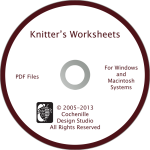 Knitter's Worksheets