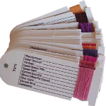 Stitch Painter Training Aids-yarn cards
