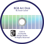 RGB Art Disc