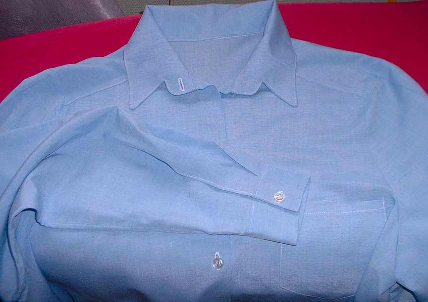 Tailored Shirt Collar & Cuff