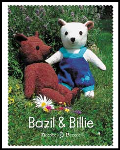 Bazil and Billie - Hand Knit