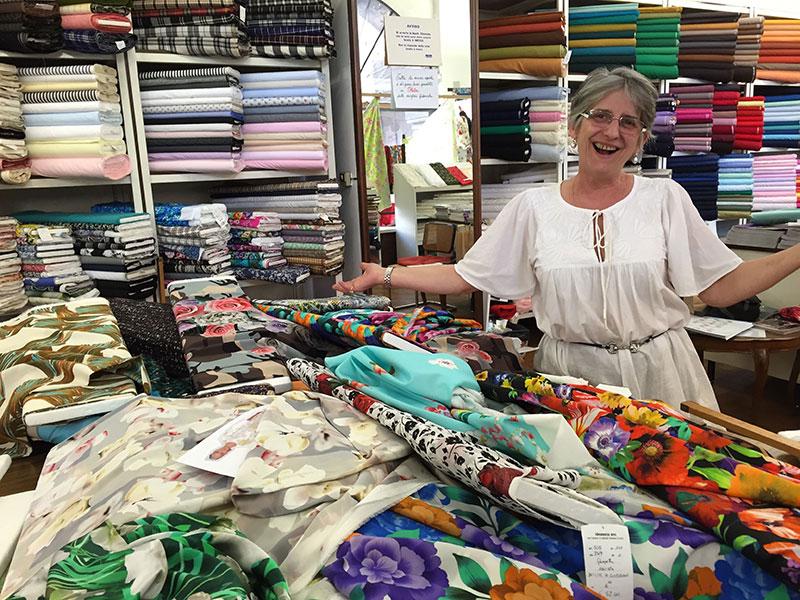 Fabric Store Verona #2