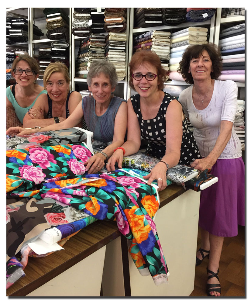 Fabric Store Verona #1