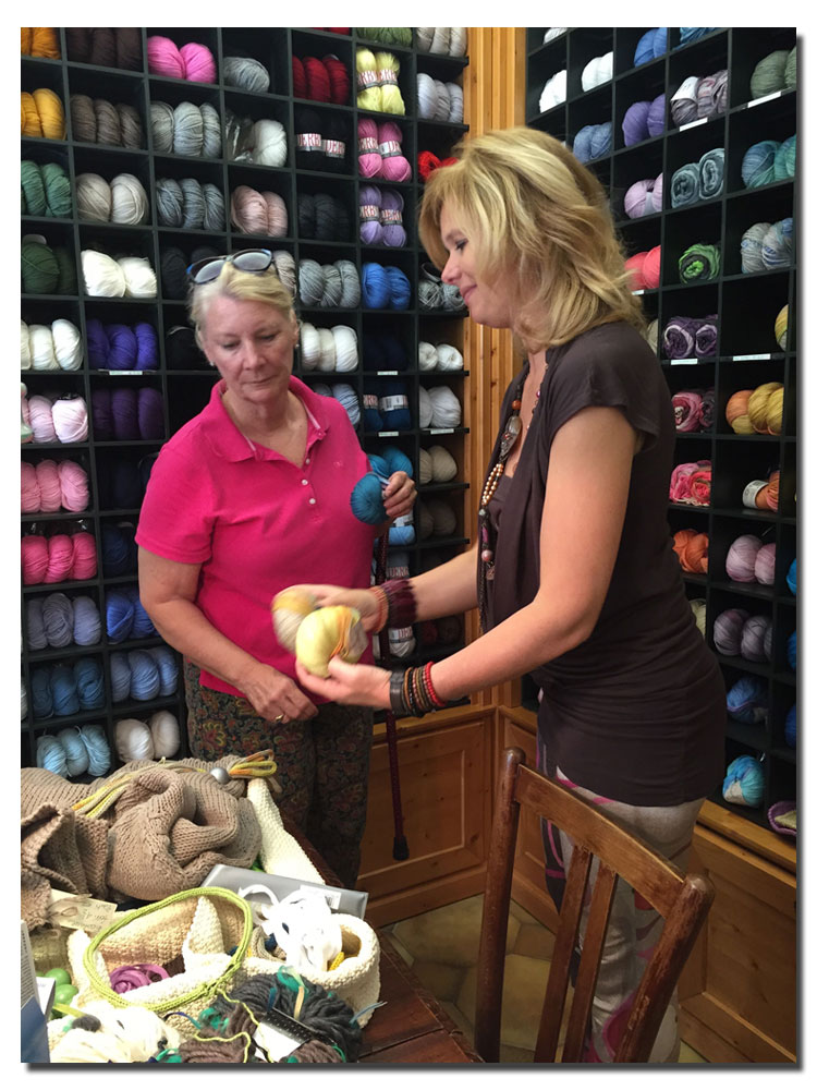 Yarn Store #1