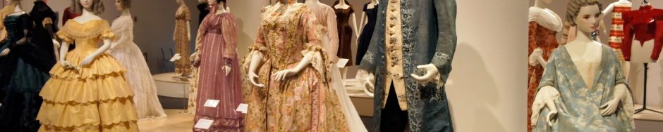 Design Inspiration in Historic Costumes, Cochenille Style
