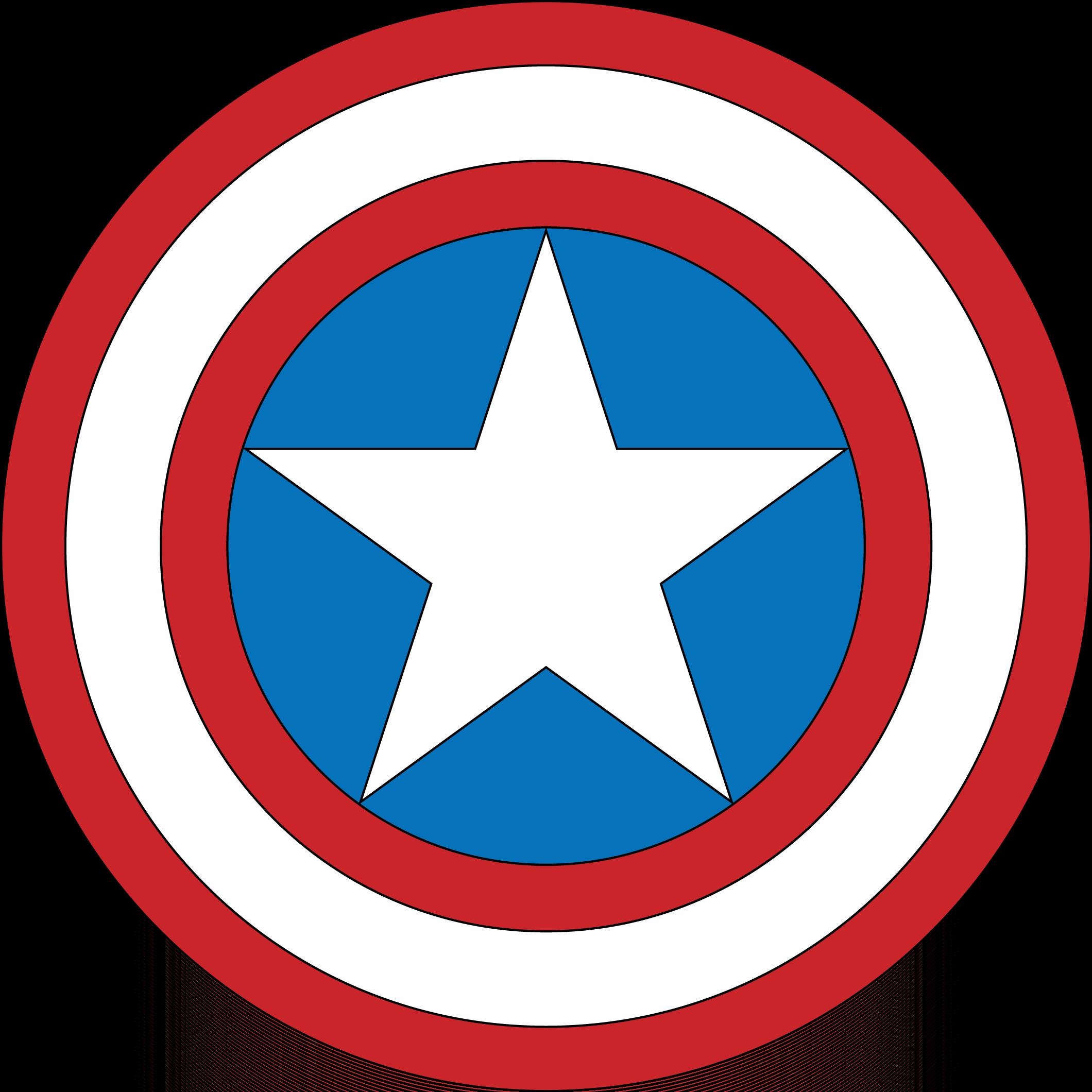 Captain America Cross Stitch Pattern | Cochenille Design Studio