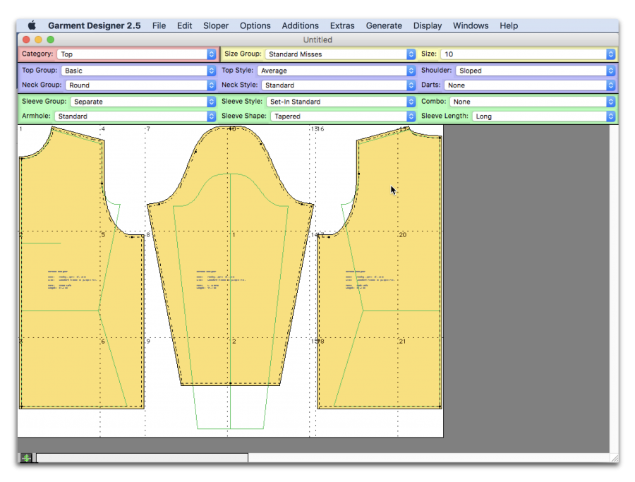 Garment Designer 2.5ScreenSnapz002