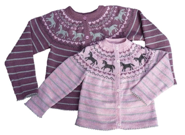 Elaine Cater Children's SweaterDesign